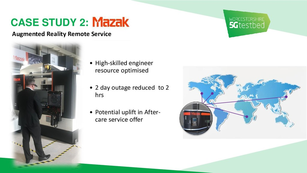 CASE STUDY 2: Augmented Reality Remote Service ...