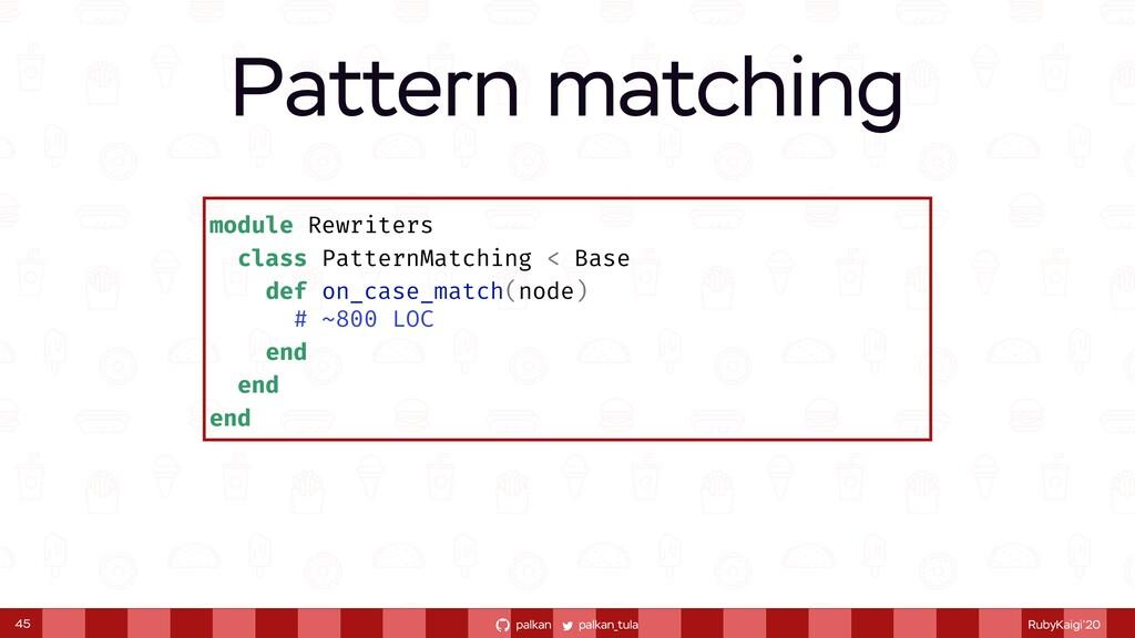 palkan_tula palkan RubyKaigi'20 module Rewriter...