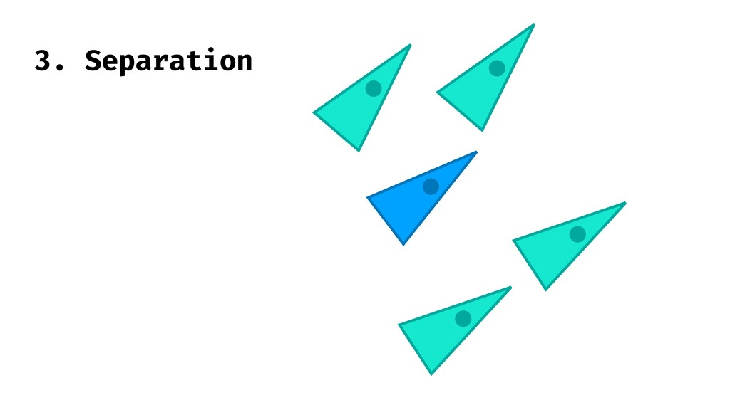 3. Separation