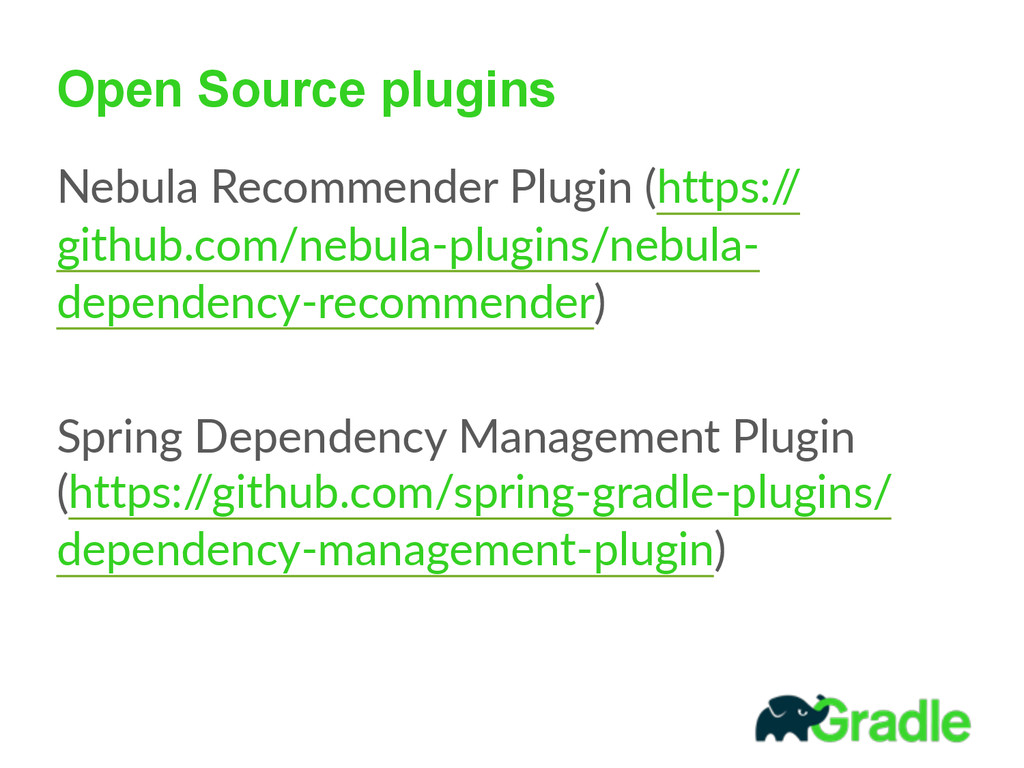 Open Source plugins Nebula  Recommender  Plugin...