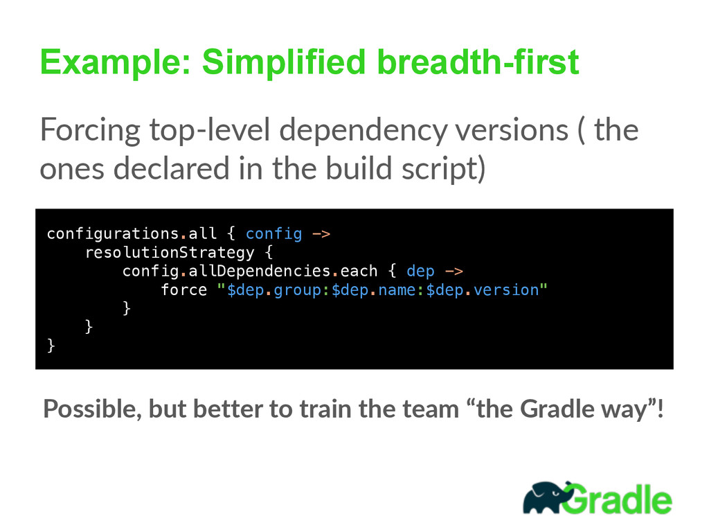 Example: Simplified breadth-first Forcing  top-...