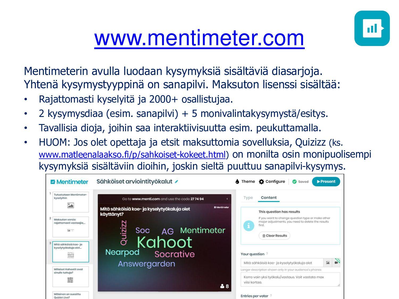 Näin teet sanapilven Tagxedolla • www.tagxedo.c...