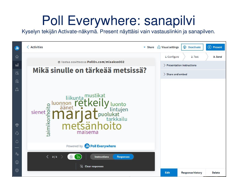www.danielsoper.com/wordcloud • Toimii selaimel...