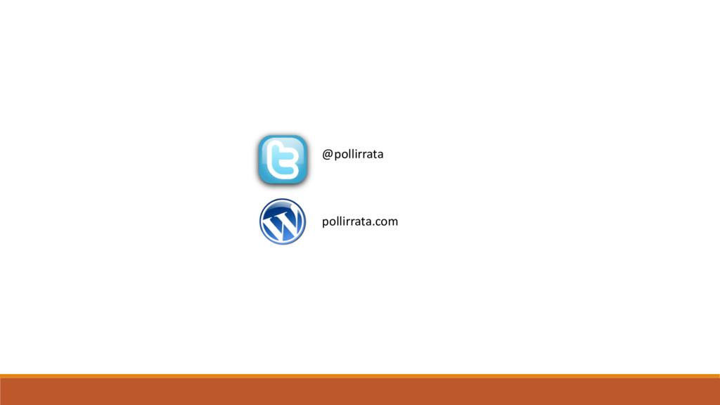@pollirrata pollirrata.com