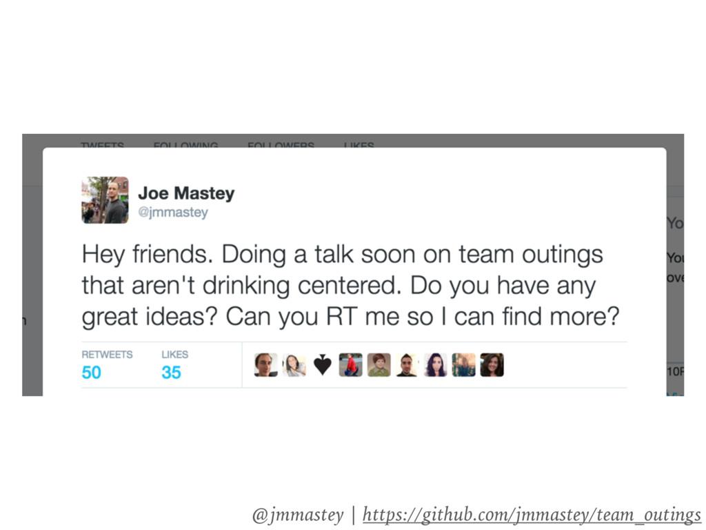 @jmmastey | https://github.com/jmmastey/team_ou...