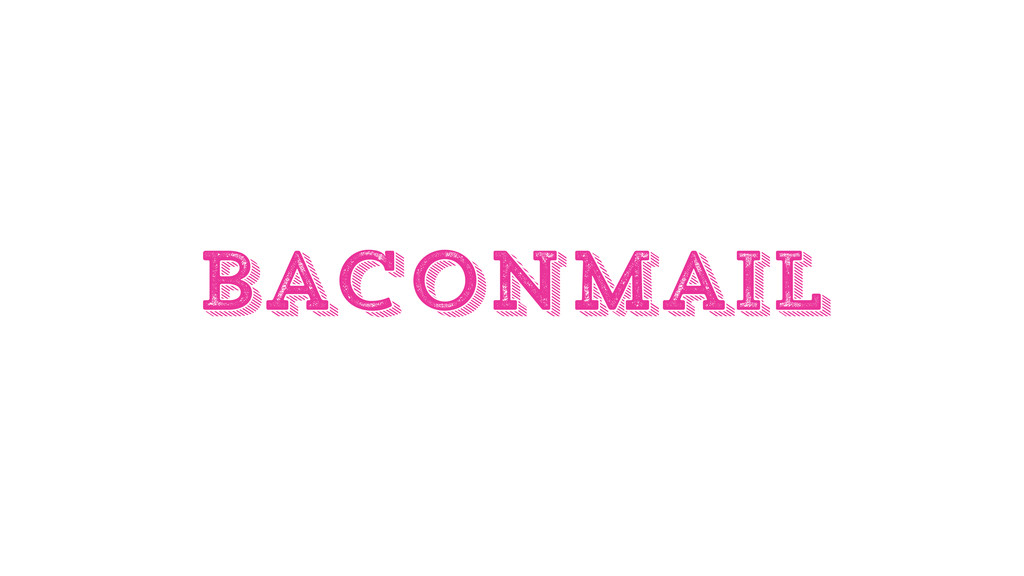 baconmail