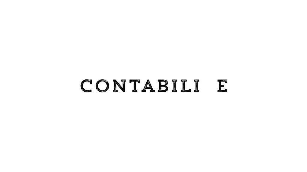 contabilize