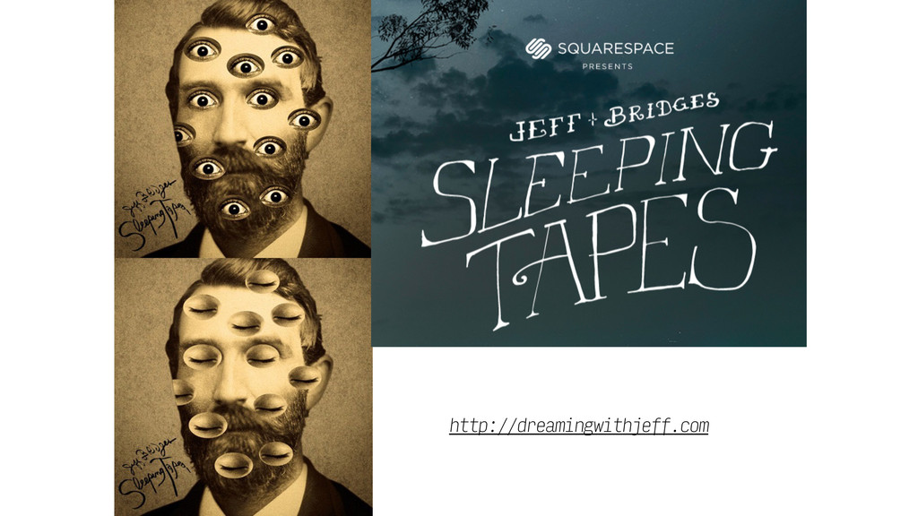 http://dreamingwithjeff.com