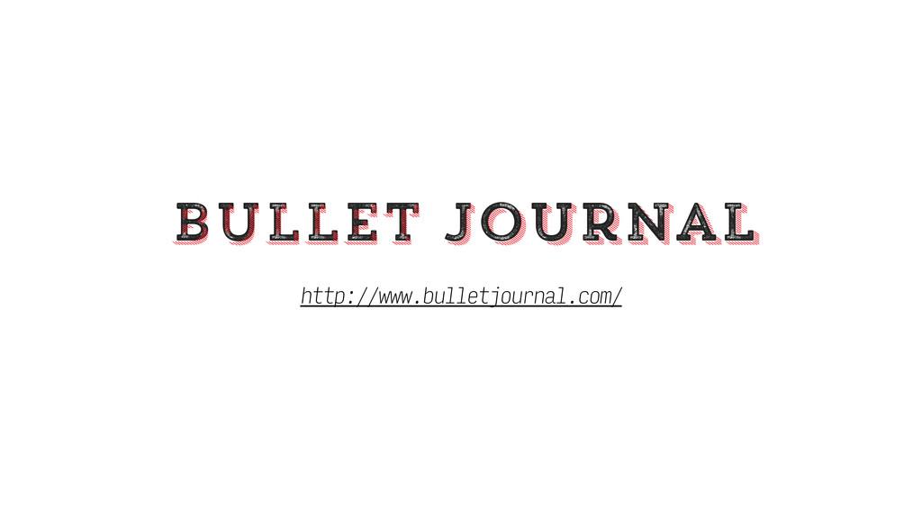 bullet journal bullet journal http://www.bull...