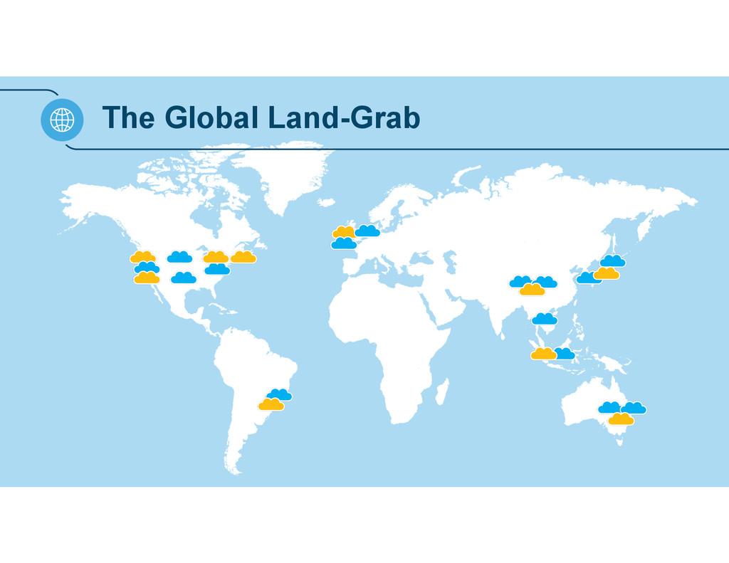 The Global Land-Grab