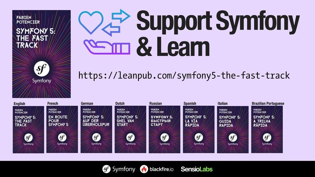 Support Symfony & Learn https://leanpub.com/sym...