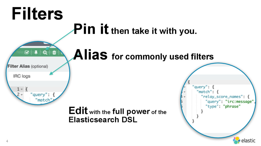 Filters 4 Edit with the full power of the Elast...