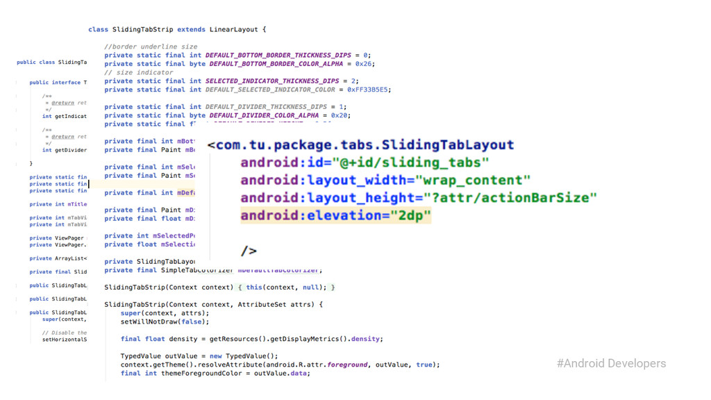 #Android Developers