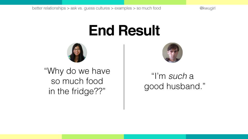 @kwugirl better relationships > ask vs. guess c...