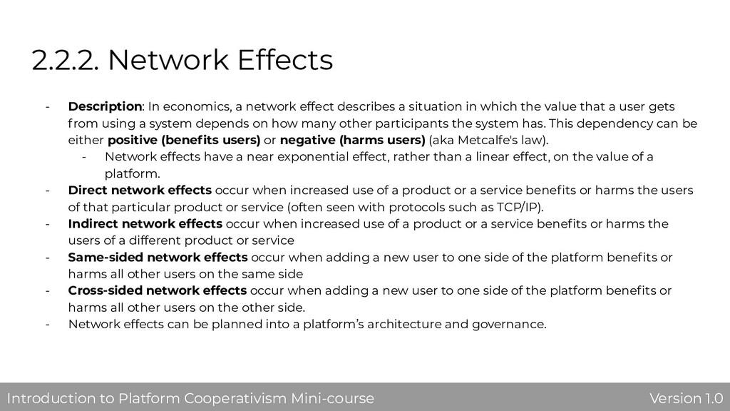 2.2.2. Network Effects - Description: In econom...