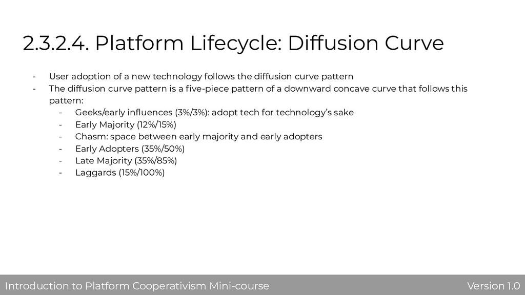 2.3.2.4. Platform Lifecycle: Diffusion Curve - ...