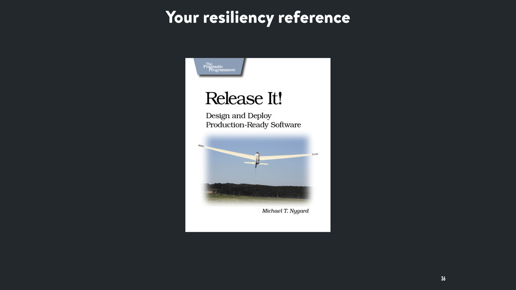 Your resiliency reference 36