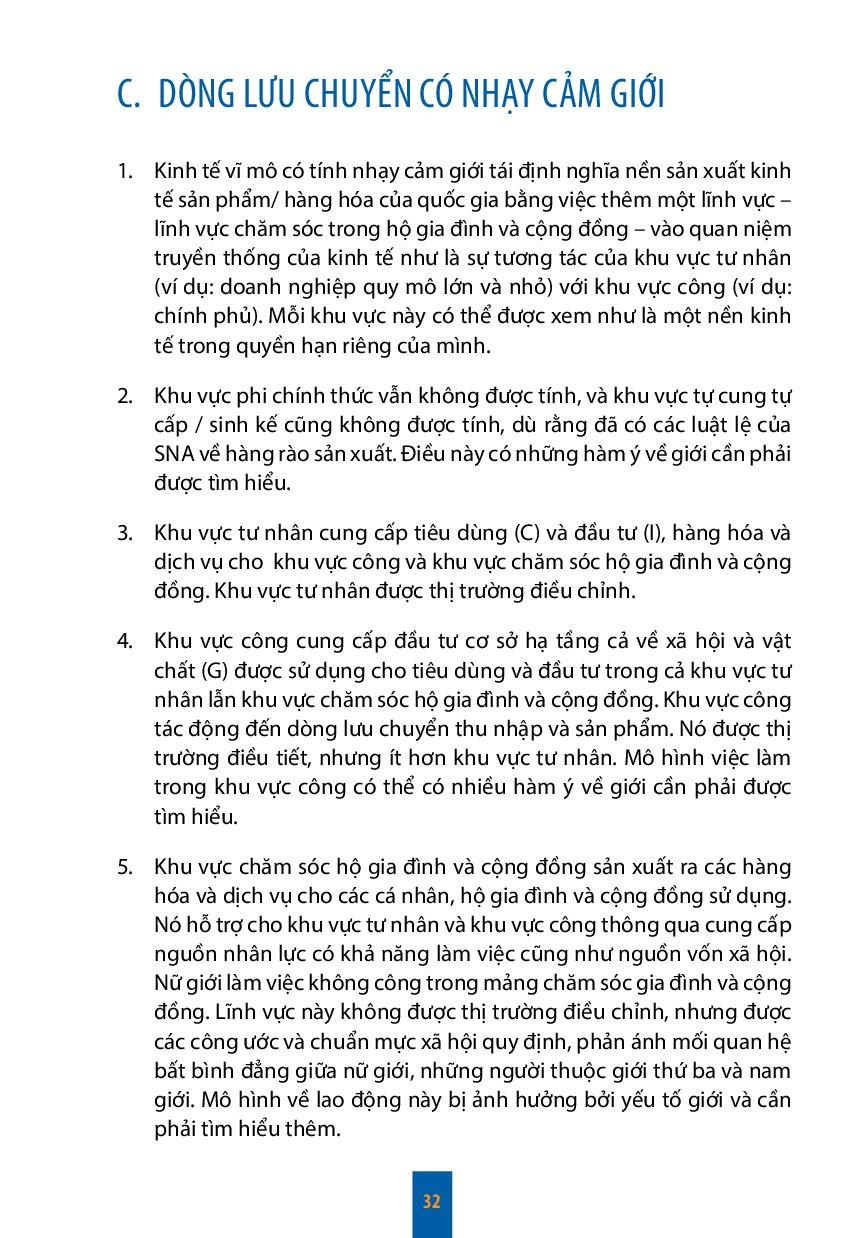 32 C.DÒNG LƯU CHUYỂN CÓ NHẠY CẢM GIỚI 1. Kinh ...