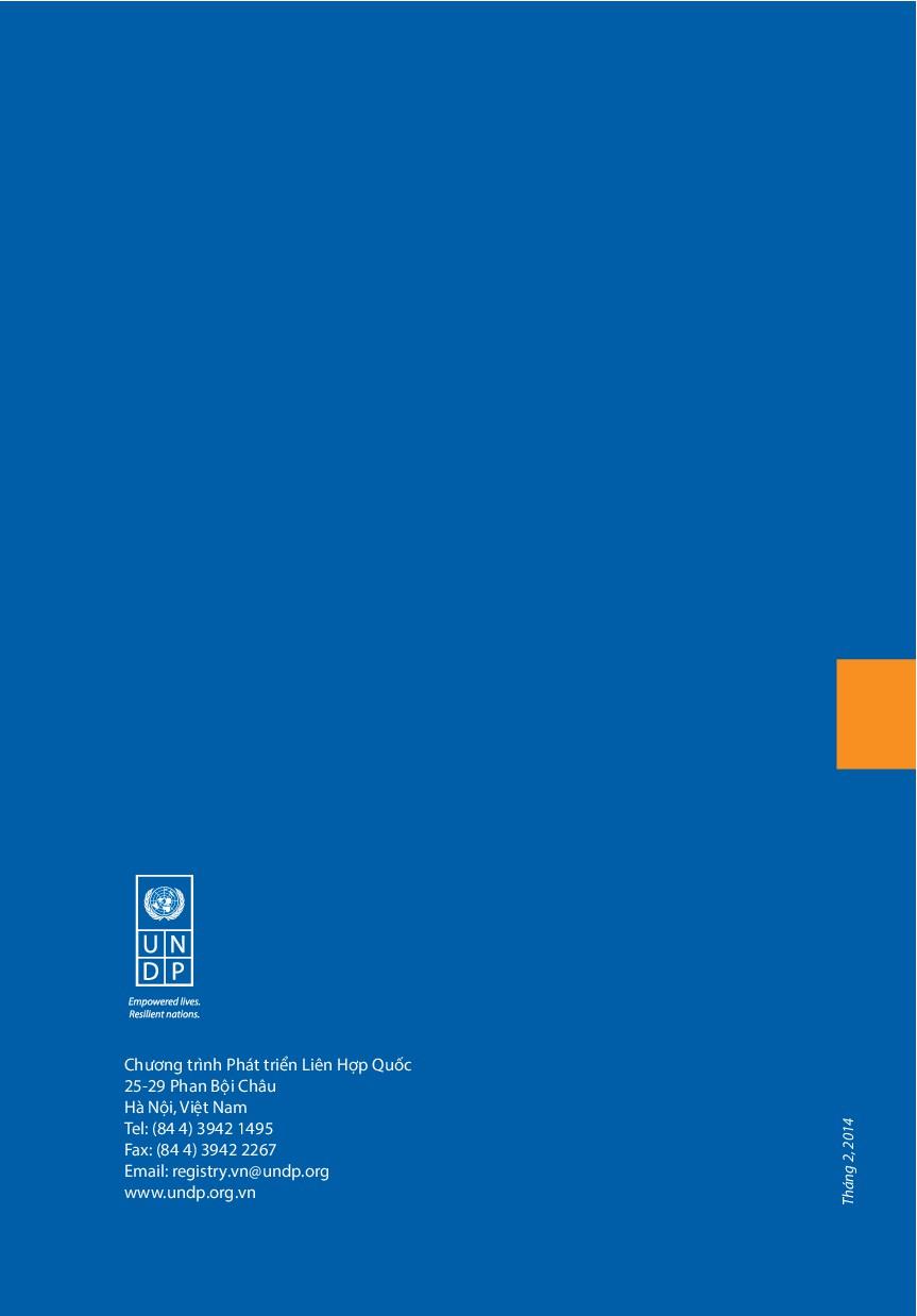 Tháng 2, 2014 Chương trình Phát triển Liên Hợp ...