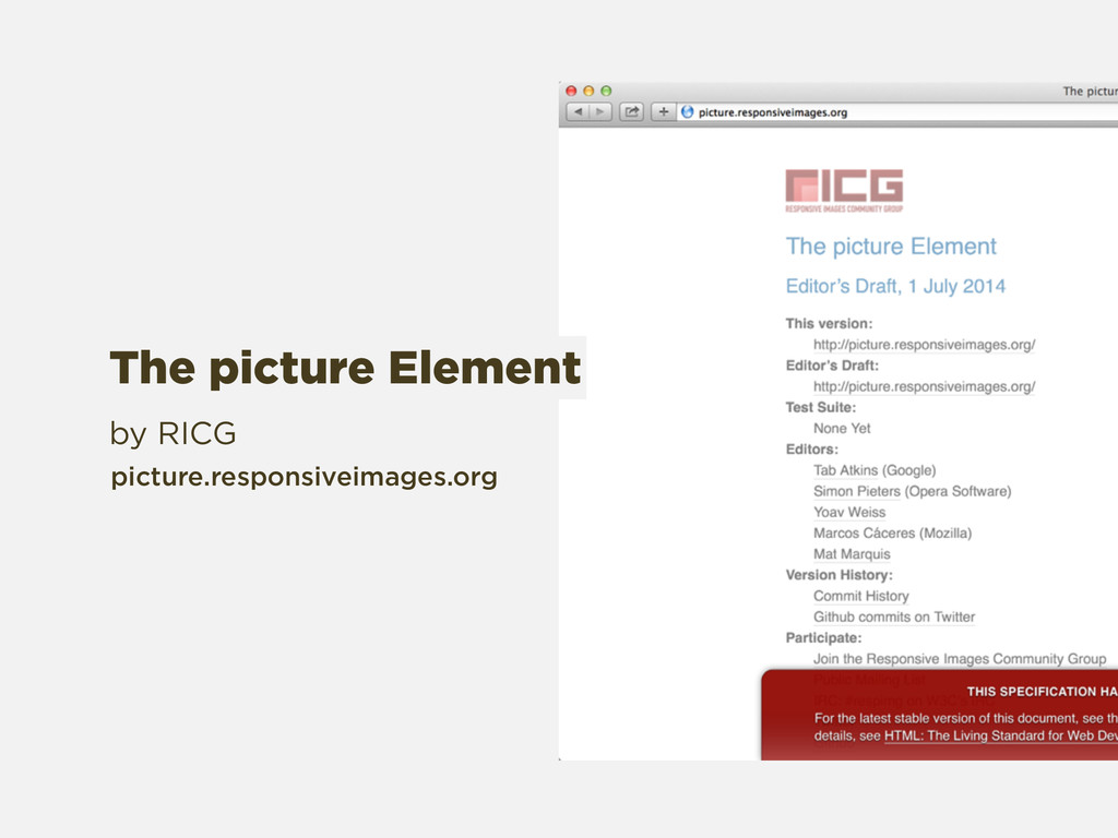 by RICG The picture Element picture.responsivei...