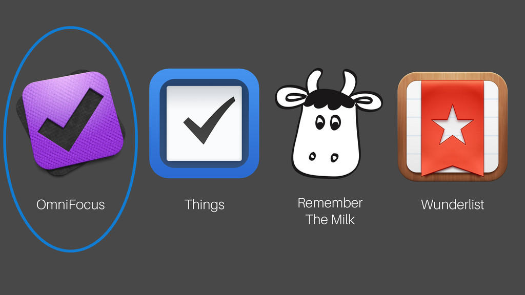 OmniFocus Things Remember