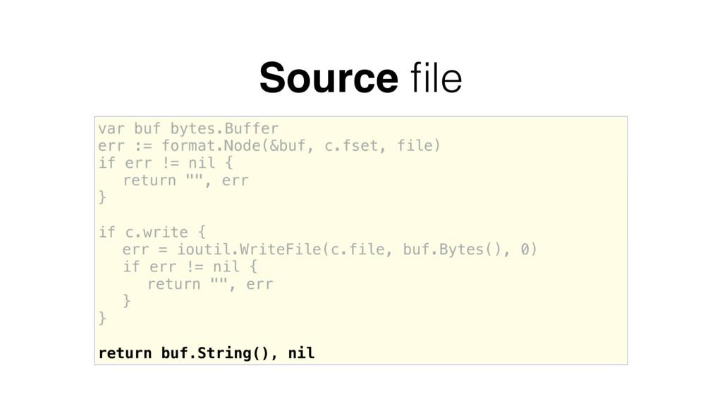 var buf bytes.Buffer err := format.Node(&buf, c...