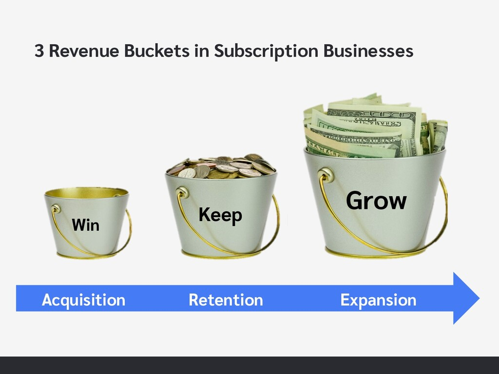 3 Revenue Buckets in Subscription Businesses Wi...