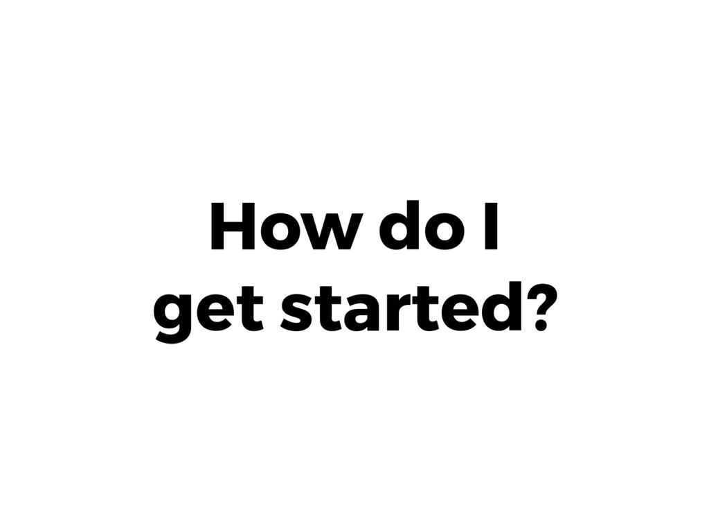How do I