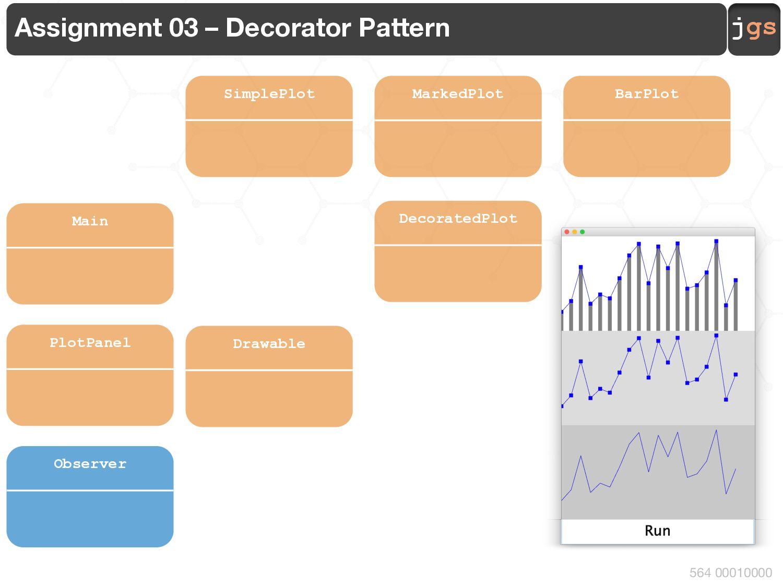 jgs 564 00001110 Assignment 03 – Decorator Patt...