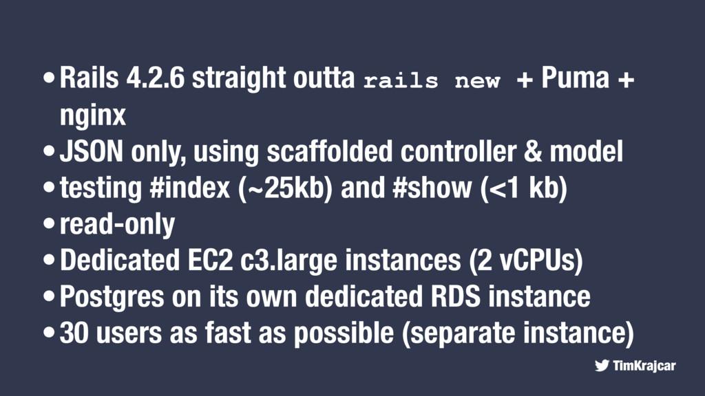 TimKrajcar •Rails 4.2.6 straight outta rails ne...