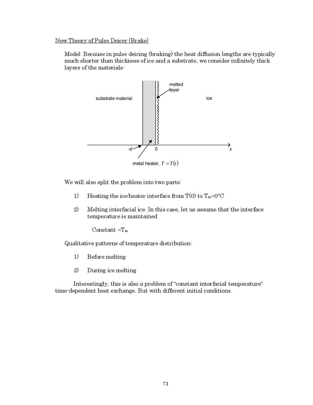 71 New Theory of Pulse Deicer (Brake) Model: Be...