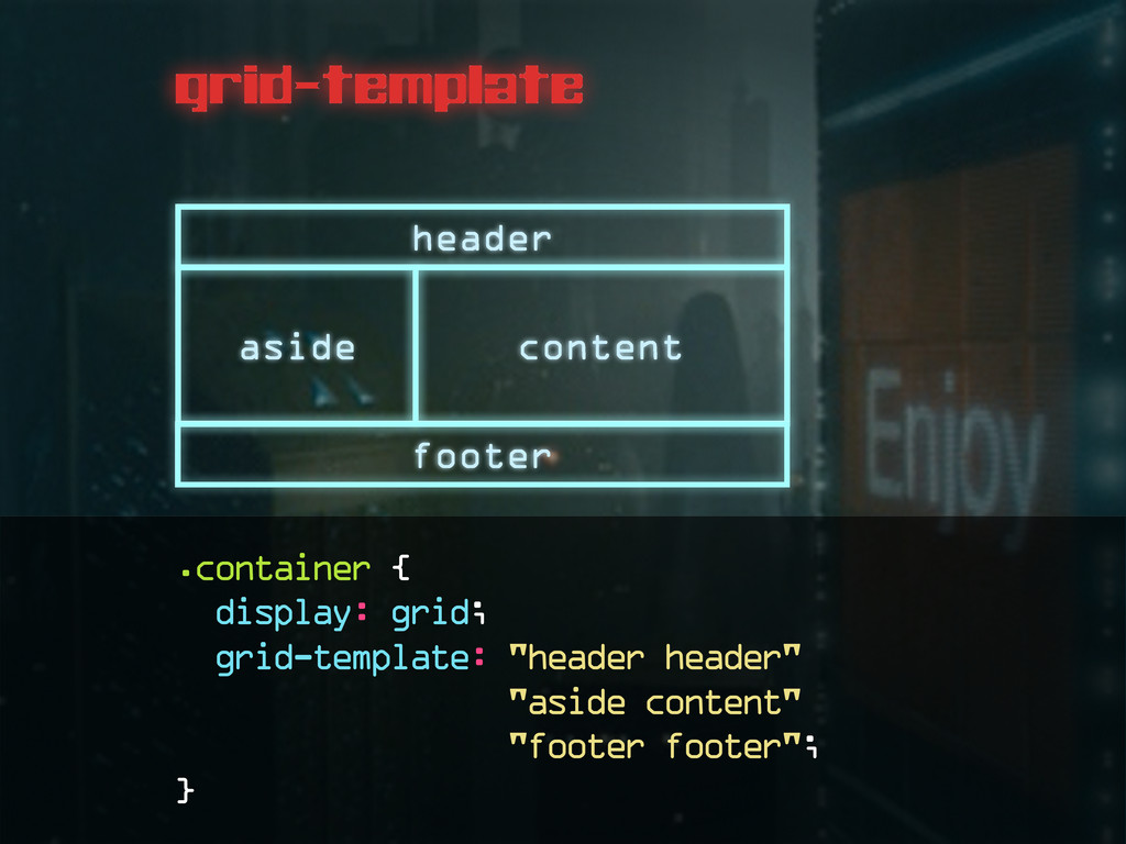 grid-template header aside content footer .cont...