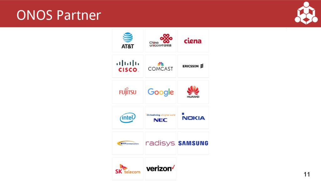 11 ONOS Partner