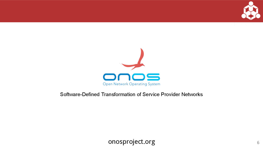 Software-Defined Transformation of Service Prov...