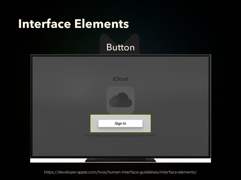 Button Interface Elements IUUQTEFWFMPQFSBQQ...