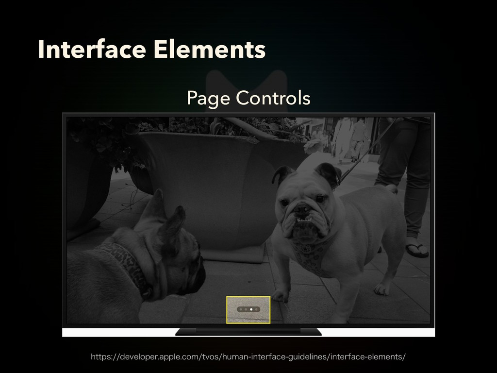 Page Controls Interface Elements IUUQTEFWFMP...