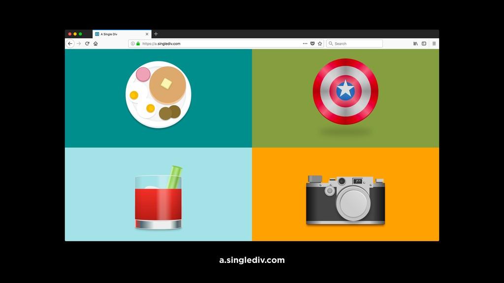 a.singlediv.com