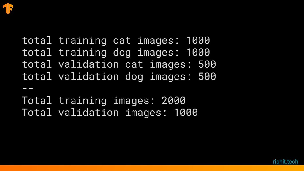 rishit.tech total training cat images: 1000 tot...