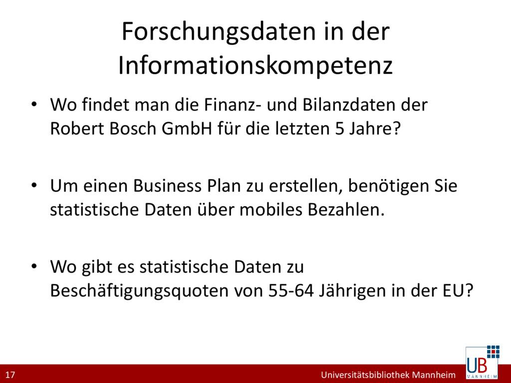 17 Universitätsbibliothek Mannheim Forschungsda...