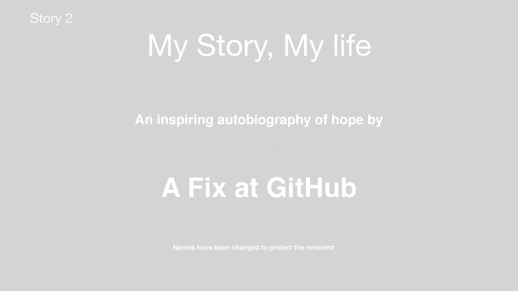 My Story, My life An inspiring autobiography of...