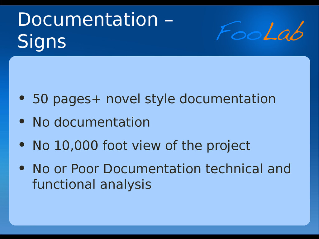 Documentation – Signs • 50 pages+ novel style d...