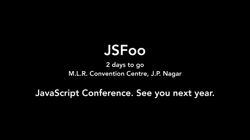 JSFoo