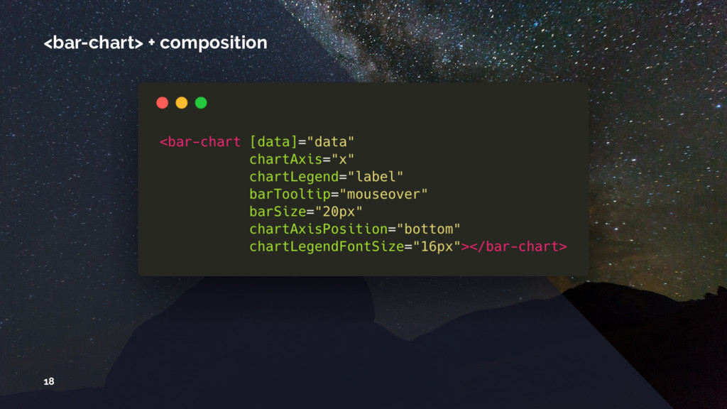 <bar-chart> + composition 18
