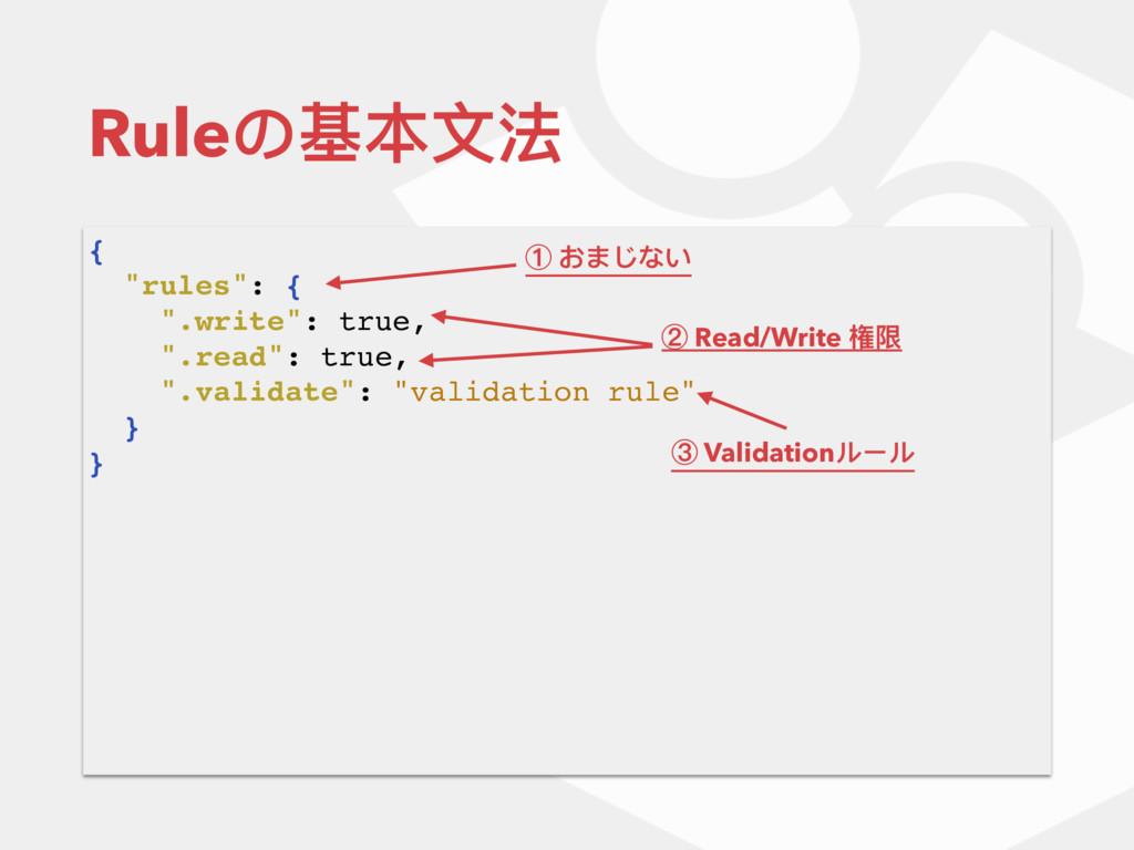 "{ ""rules"": { "".write"": true, "".read"": true, "".v..."