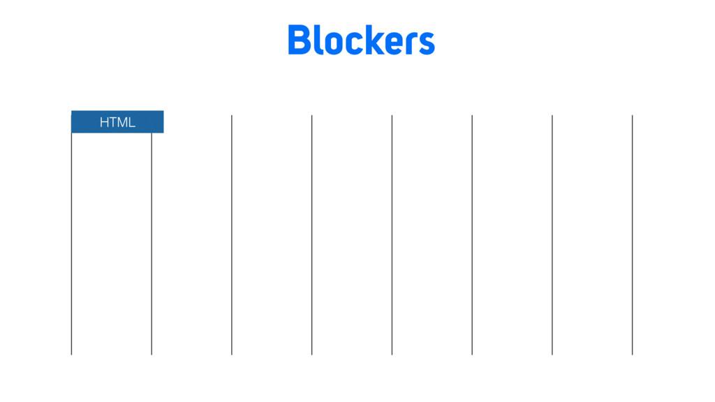 Blockers HTML