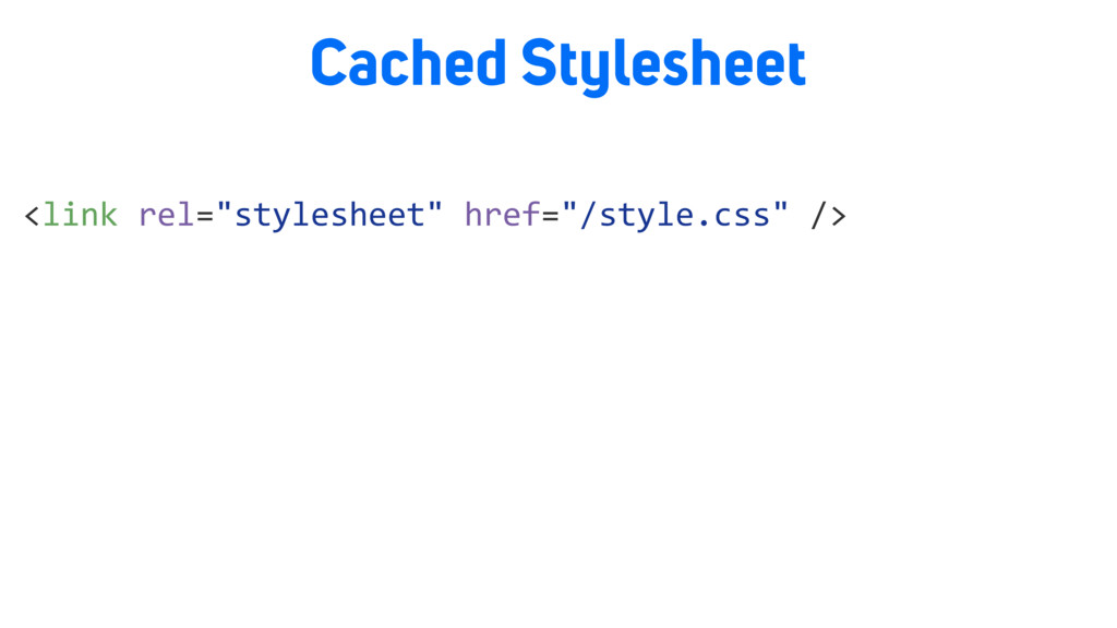 """<link rel=""""stylesheet"""" href=""""/style.css"""" /> Cac..."""
