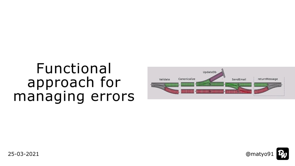 Functional approach for managing errors @matyo9...