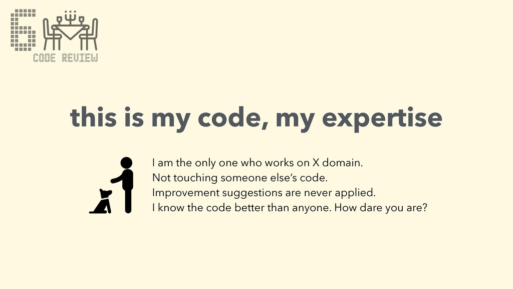 6 this is my code, my expertise I am the only o...