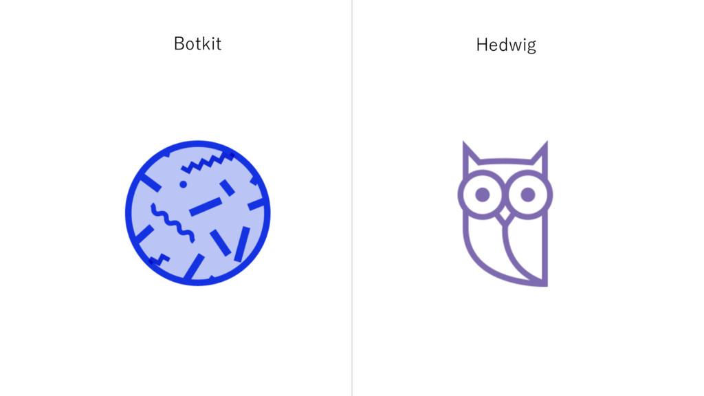 Botkit Hedwig