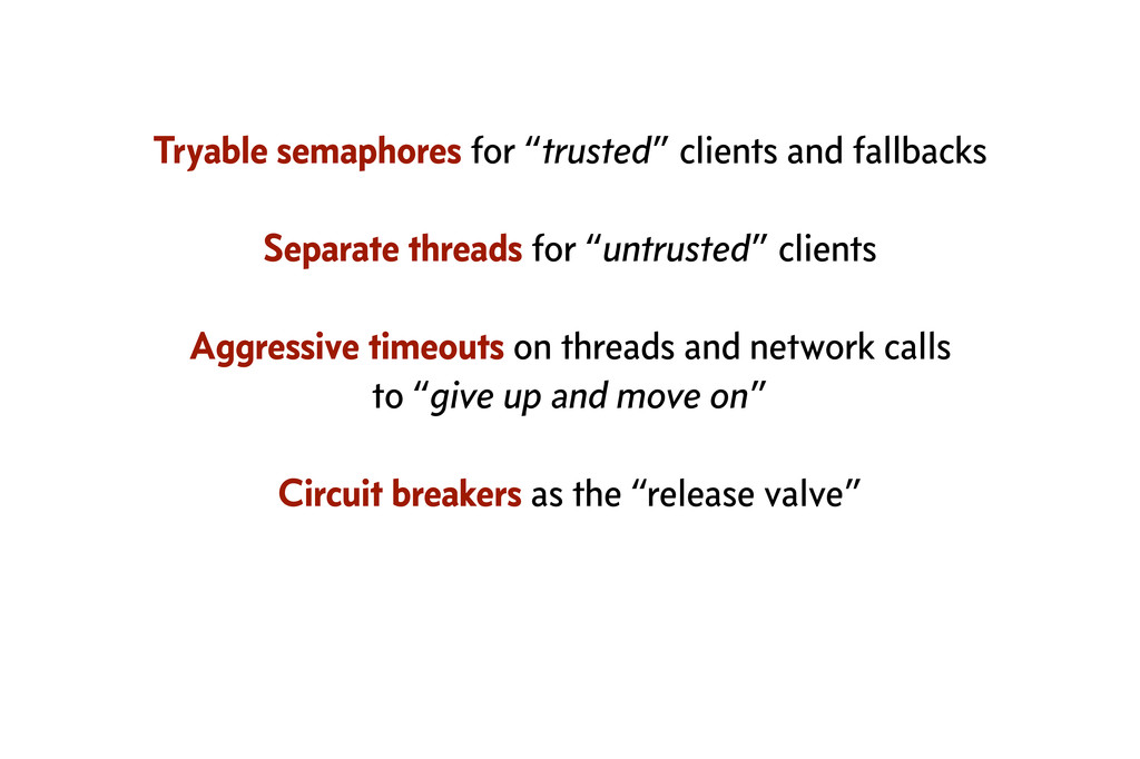 "Tryable semaphores for ""trusted"" clients and fa..."